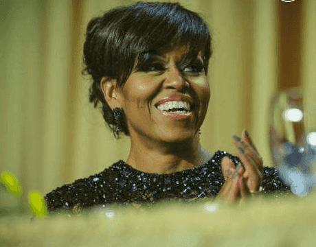 Michel Obama maîtresse de la maison blanche