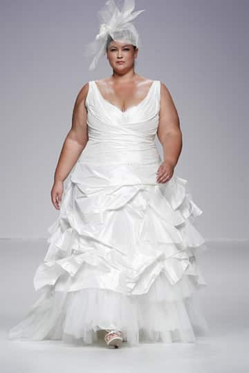 Robes de mariée pour les femmes rondes » Articles dactualités ...