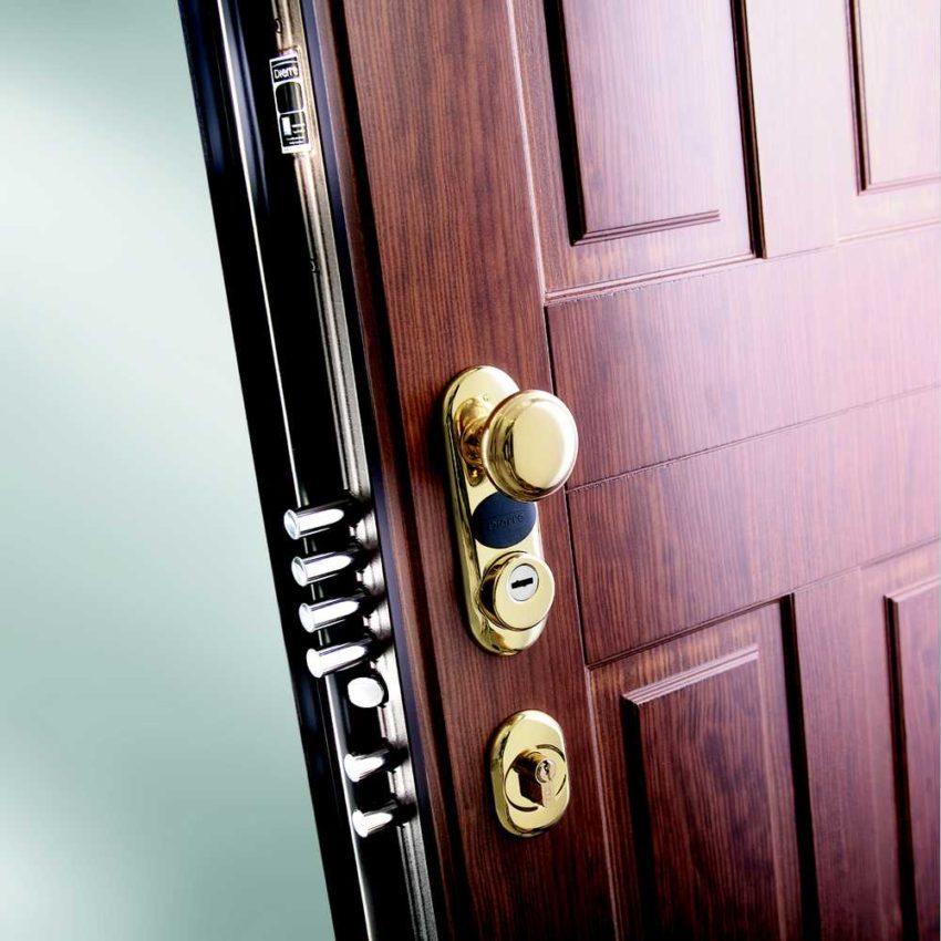 Une porte blindée : le must du chic pour votre déco d'intérieur