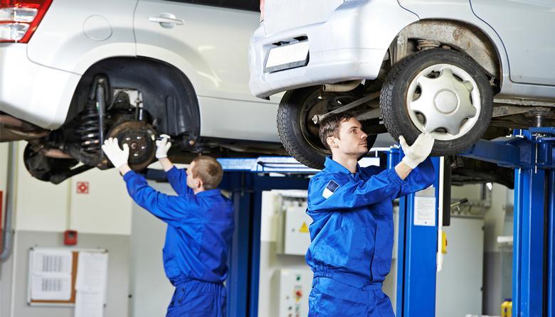 Assurance auto : contrôle technique & contrôle de papiers